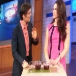 Traci Mitchell and Dr Oz