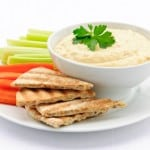 An Easy Recipe for a Perfectly Simple and Healthy Snack: Hummus