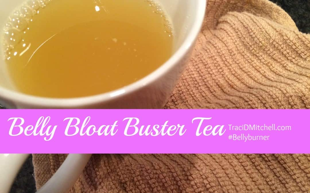 Simple Belly Bloat Buster Tea