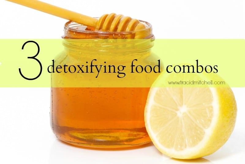 3 Detoxifying Food Combos