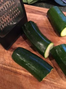 Zucchini Pre-shredded
