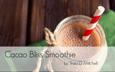 Cacao Bliss Smoothie