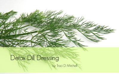 Detox Dill Dressing