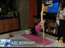 Traci Mitchell's ABC Workout on NBC5