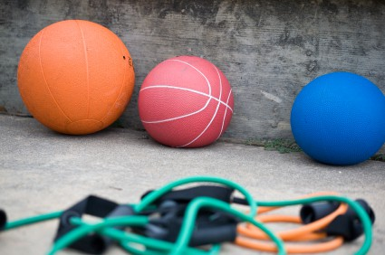 Two Medicine Ball Strong Ab Exercises