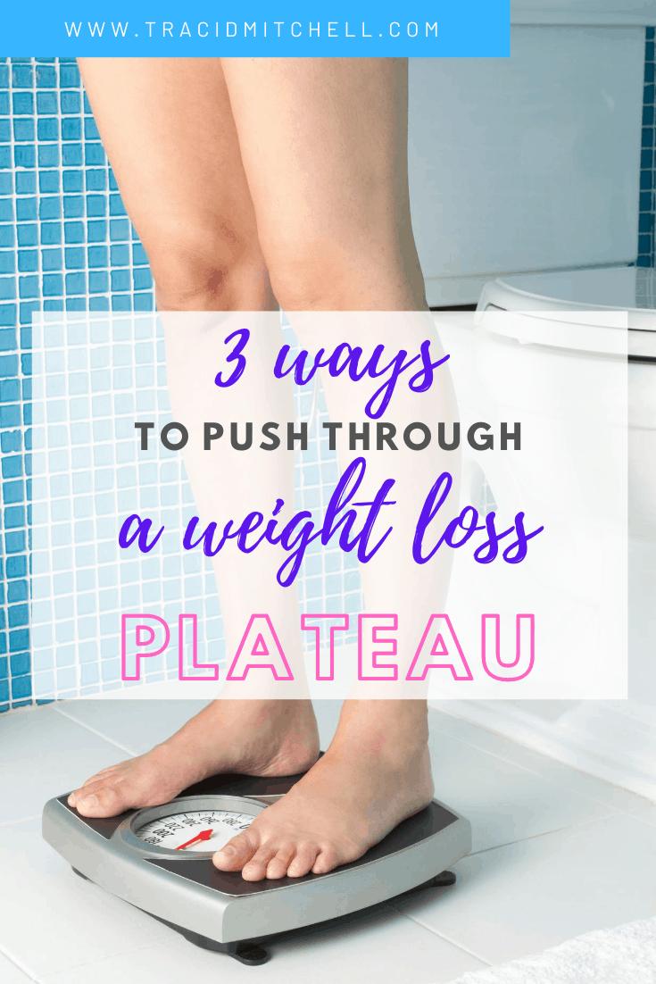 weight loss plateau pin