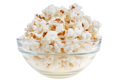 Popcorn: As Healthy as Wine and Chocolate!
