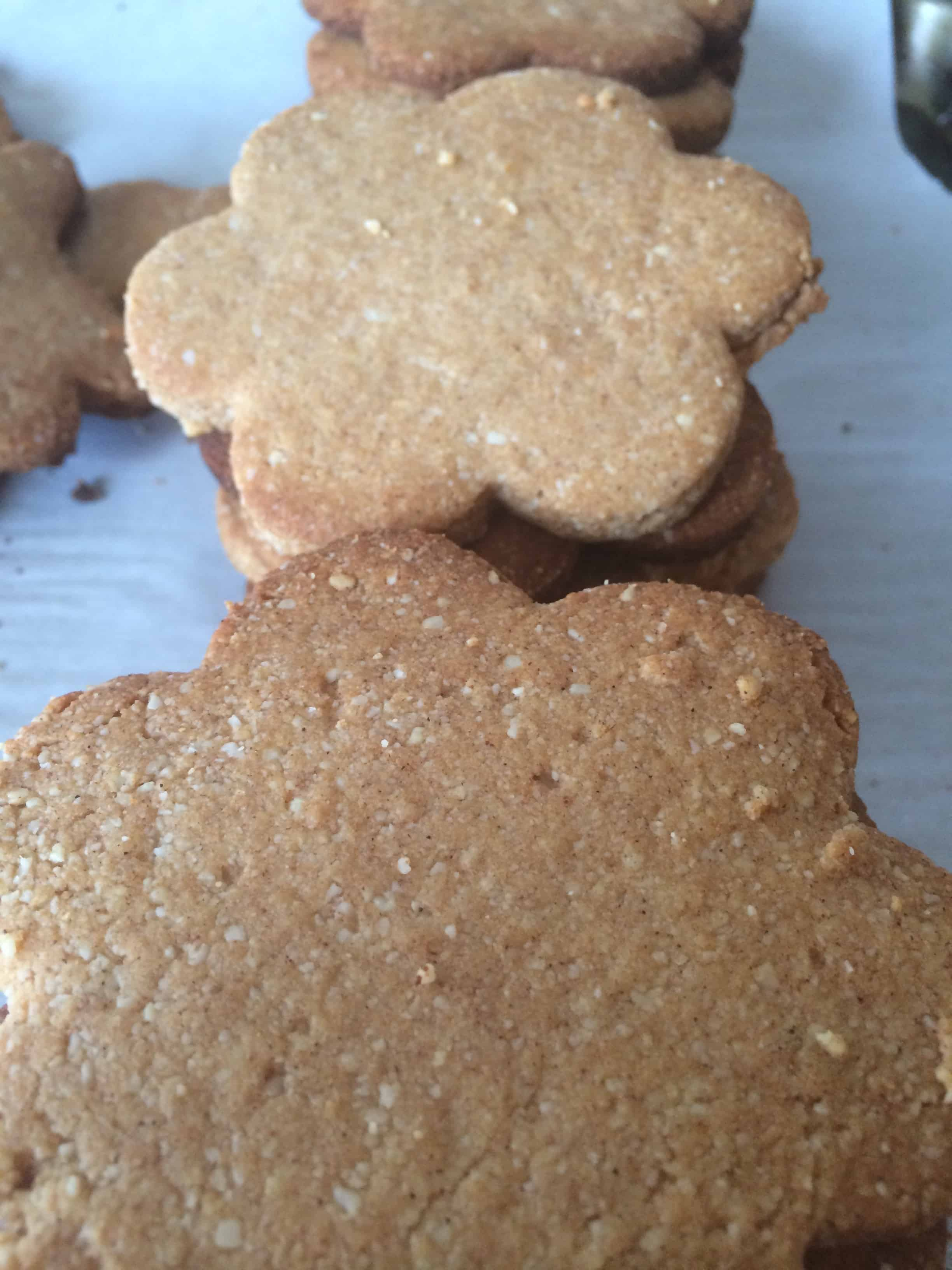 Grain Free Cut Out Cookies