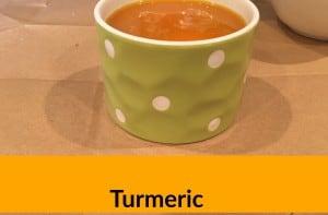 Turmeric Food coloring dye