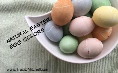 DIY Natural Food Coloring and Easter Egg Dye