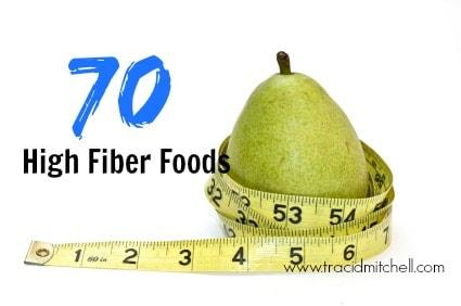 70 Belly Burning High Fiber Foods