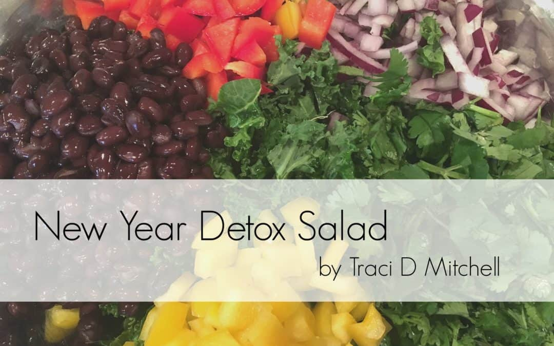 New Year Detox Salad