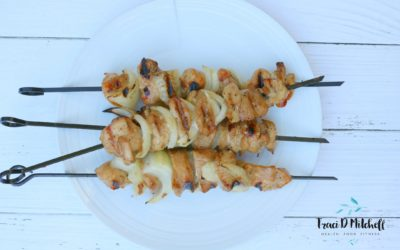 Easy Grilled Balsamic and Honey Chicken Kebabs Anyone Can Make
