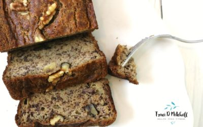 The Perfect Paleo Banana Bread Made With Almond Flour