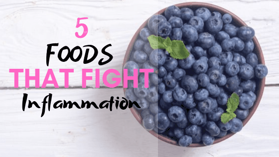 5 Incredible Everyday Foods That Fight Inflammation