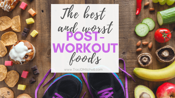 The Best and Worst Post-Workout Food