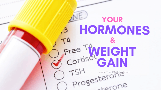 Hormones, Weight Gain and Your Body – This is What's Happening