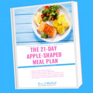 21-Day Apple Shape Meal Plan
