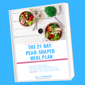 21-Day Pear Shape Meal Plan