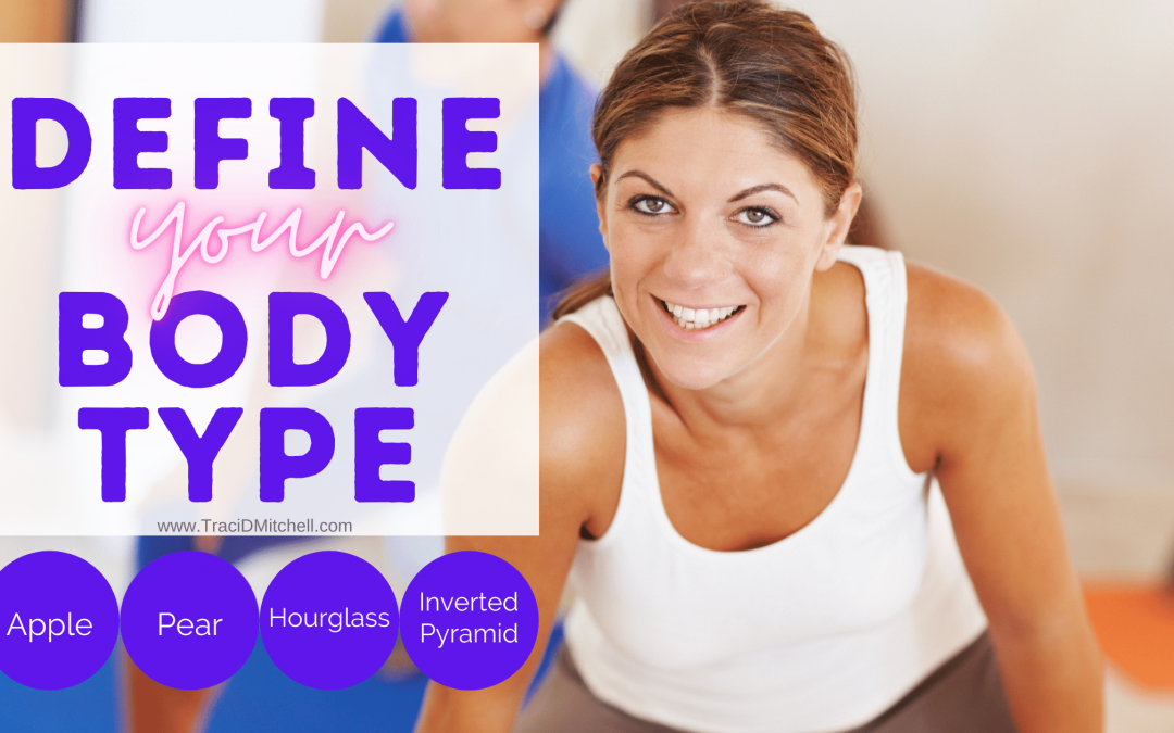 Define Your Body Type Apple, Pear, Hourglass, Inverted Pyramid Shape