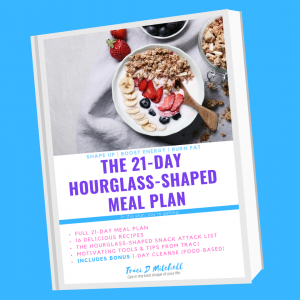 21-Day Hourglass meal plan