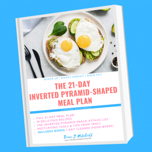 21-Day Inverted Pyramid Meal Plan