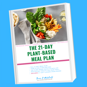 Plant-Based Meal Plan Woo