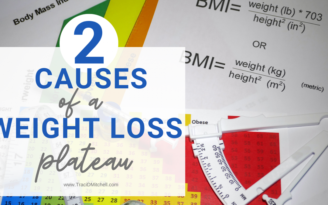 causes weight loss plateau